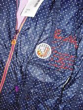 *Sportalm* tolle Regen-/Freizeitjacke, blau-weiß-rot, Gr. 36, ungetragen