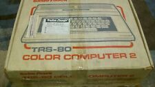 Radio Shack Color Computer 2, 64K ram, working