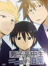 DVD Anime Daily Lives of High School Boys ( Eps. 1-12 End ) *ENGLISH SUBTITLE*