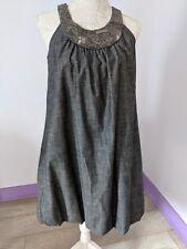 Next, Signature, Size 8, Grey Dress