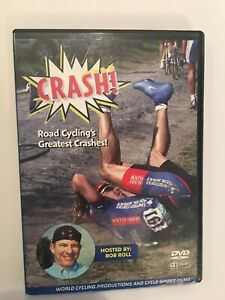 CRASH!  Road Cyclings greatest crashes hosted by Bob Roll & Phil Liggett
