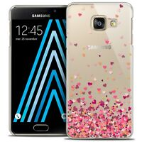 Coque Crystal Pour Galaxy A3 2016 (A310) Extra Fine Rigide Sweetie Heart Flakes