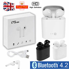 I7S Mini Wireless Earpods-Airpods Bluetooth for iPhone Magnetic Charging Box Hot
