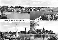 BG2046 molchow kr waren CPSM 14x9.5cm germany