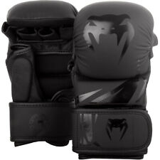 Venum Challenger 3.0 Sparring Gloves - Black/Black - for MMA and Boxing