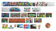Modellbahn Grafitti Spur Z 1:220 mini club aber auch Spur N