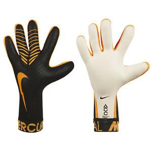 Nike Men's Mercurial Touch Elite Goalkeeper Gloves Black DC1980 011 RRP: £129.99