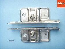 Blum ZSF.170-02.01 Kitchen Drawer Fixing Brackets, Metabox (ZSF.1700 & ZSF.150)