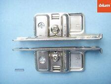 Blum ZSF.170-02.01 Kitchen Drawer Fixing Brackets, Metabox (ZSF.1700 & ZSF.150)