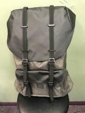 Herschel Supply Co. Little America Backpack Back Pack Canteen Crosshatch B NEW