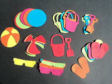 Seaside Beach Holiday  mixed quickutz die cut shapes