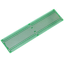 1pcs Double-Side Prototype PCB,Universal Board, 296x72mm.