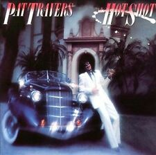 Hot Shot /  Pat Travers; 2008 CD, Hard Rock, Blues Rock, Killer, LEMON Very Good