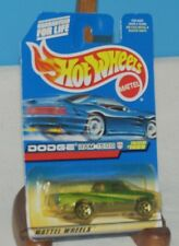 MATTEL HOT WHEELS 1998 DIECAST CAR #1059 DODGE RAM 1500 TRUCK MIP