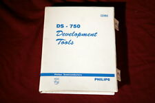 PHILIPS CEIBO DS-750 DEVELOPMENT TOOLS FOR 87C750