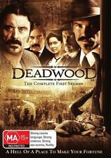 USED (VG) Deadwood - Season 1 DVD
