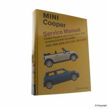 Bentley Book Repair Guide Service Manual R55 R56 R57 Mini Cooper S JCW Clubman