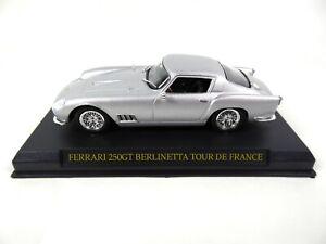 Ferrari 250 GT Berlinetta Tour de France 1/43 IXO Altaya Voiture miniature KJ27