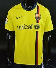Barca 2008-10 nike FC Barcelona Away Football Shirt SIZE XL (adults)