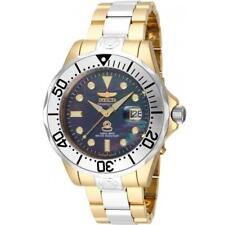 Invicta Grand Diver 16034 Para Hombre Dos Tonos Madre de Perla Automático Fecha Reloj