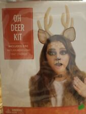 Oh Deer Halloween Costume Kit for Women #651