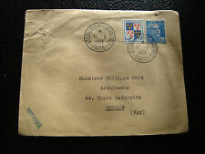 FRANCE - enveloppe 31/8/1953 (cy53) french
