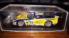Spark 1/43 Corvette C5R #73 Le Mans 2007 S0169