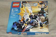 Lego 8821 Knights Kingdom Rogue Knight Battleship New Sealed
