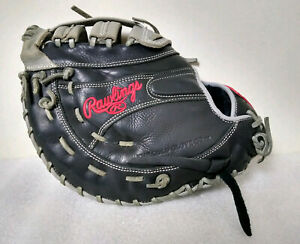 "Rawlings GAMER SERIES 12.5"" 1st Base Glove GFM18BG Right Hand Throw First"