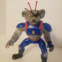 Vintage 1993 B.T.F. Galoob Biker Mice From Mars Modo Action Figure Loose