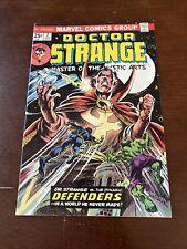 Dr. Strange #2 -Dynamic Defenders (1974)