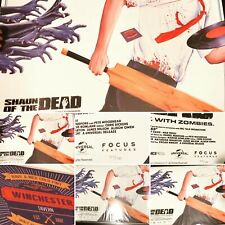 SHAUN OF THE DEAD - CORNETTO  - LTD. ED. #'D SOLD OUT PRINT (by: DOALY) here