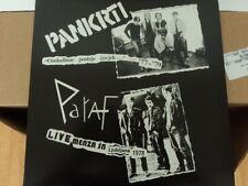 Pankrti / Paraf - split Lp kbd gism problemi distress ubr NEW