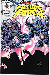 Rai and the Future Force #16 (Dec 1993, Acclaim / Valiant)