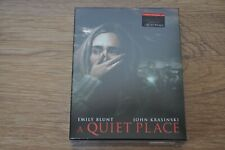 A QUIET PLACEFull Slip XL (Blu-ray Steelbook) Filmarena FAC #108