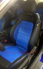 2015-2019 Ford Mustang Coupe V6 GT Custom Cobalt Katzkin Leather Seat Kit NEW