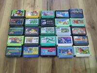Nintendo Famicom Lot of 20 piece Dragonball Chexder NES T789