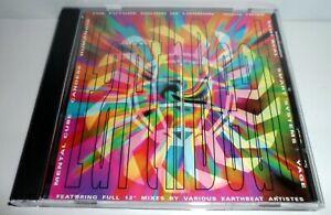 EARTHBEAT 1992 VARIOUS COMPILATION CD ALBUM JUMPIN & PUMPIN  CD TOT 7