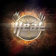 HEAT - HEAT II [CD] Sent Sameday*