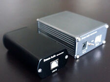 CM6631A 24bit / 192khz asynchronous USB to coaxial + fiber upgrade version