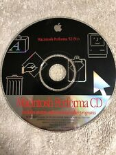 Macintosh OS Installation CD: Performa 5215CD Series  Version 7.5.1