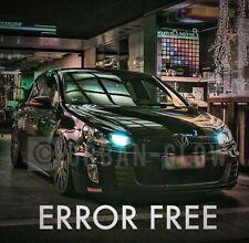 VW GOLF MK4 MK5 MK6 COOL White LED Side Light BULBS CANBUS ERROR FREE
