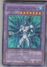 YU-GI-OH Elemental Hero Aqua Neos Rare DP03-EN012 ENGL Elementarheld Aqua Neos