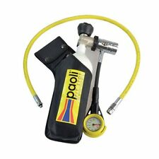 Paoli Mobile Air Bottle / Car Tyre Pressure Inflation Kit - C.01.0009