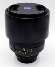 Used ZEISS Otus 85mm f4 APO Planar T* Lens EX ZF-2 (f/Nikon-F) FREE SHIPPING!!!!