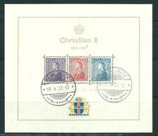 Timbres bleus avec 5 timbres