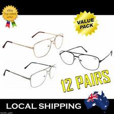 5 Pairs G&G Australian Standard Reading Glass Set 1.0 1.5 2.0 2.5 3.0 3.5
