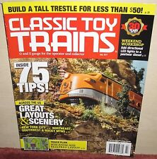 Classic  Toy Trains Magazine 2017- Juillet 2019