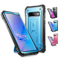Poetic Shockproof Case For Galaxy S10 Plus Full Coverage Protective Cover