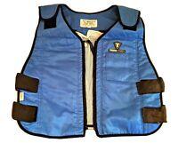 TECHNICHE 6626 Phase Change Cooling Vest, Blue, M/L